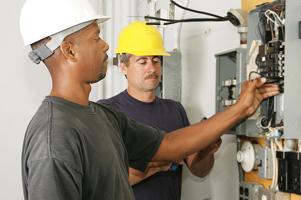 Your #1 Choice for Commercial and Industrial Electrical Work